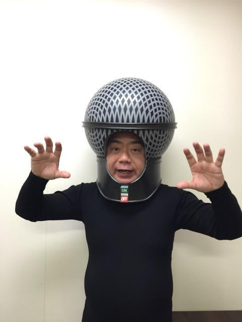 出川哲朗マイク