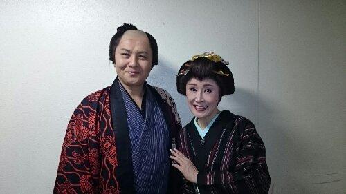 ☆NHK节目【ごきげん歌謡笑劇団】...