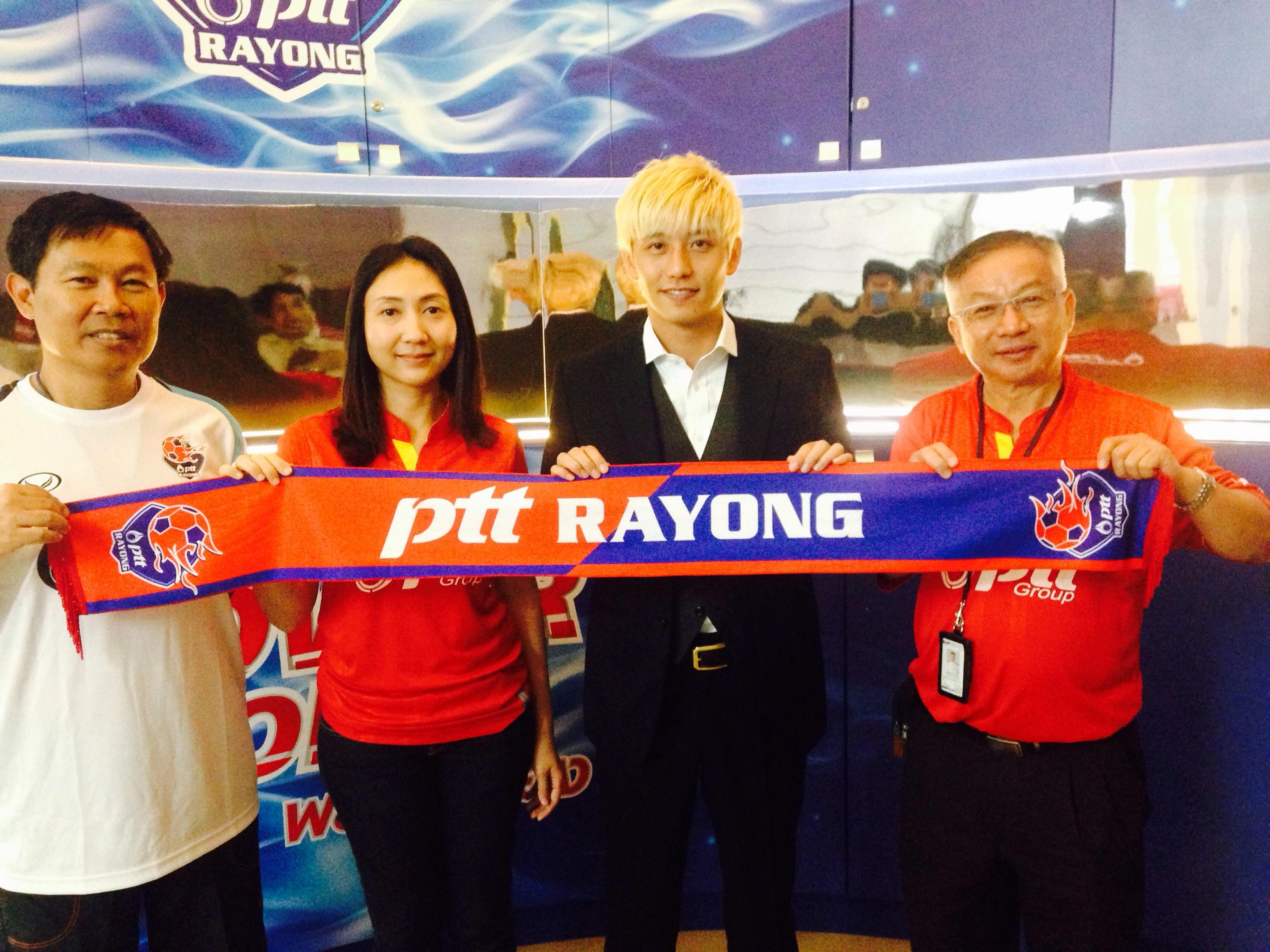 PTT Rayong FC | 大久保剛志|お...