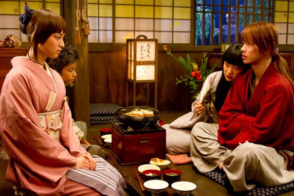 『るろうに剣心』  8月25日(土) 全国ロードショー!