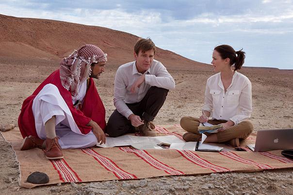 『砂漠でサーモン・フィッシング』12月8日(土)全国ロードショー