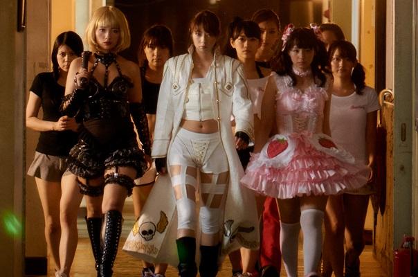 『赤×ピンク』<br />2014年2月22日(土)  角川シネマ新宿ほか全国ロードショー
