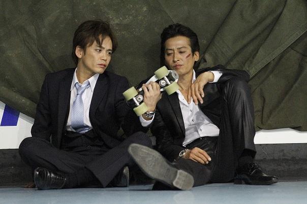 『鷲と鷹』 <br />2014年5月24日新宿ミラノほか全国順次公開.