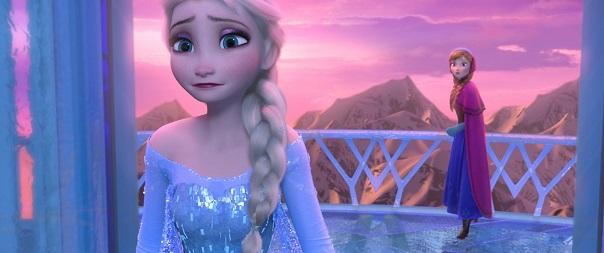 『アナと雪の女王』 <br />2014年3月14日(金)<br />ホワイトデーロードショー<br /><字幕スーパー版/日本版>