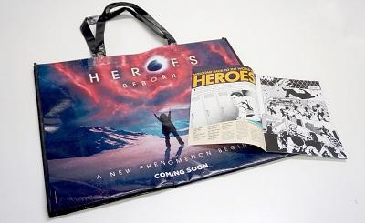 『HEROES Reborn/ヒーローズ・リボーン』<br />日本初登場!<br />10月20日(火)Huluで第1話配信スタート!