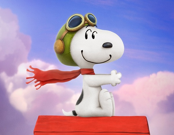 映画『I LOVE スヌーピー THE PEANUTS MOVIE』 <br />12月4日(金) TOHOシネマズ スカラ座他全国ロードショー