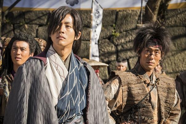 映画『真田十勇士』 <br />9月22日(木・祝)全国超拡大ロードショー