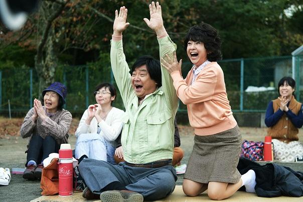 映画『金メダル男』 <br />10月22日(土)全国ロードショー