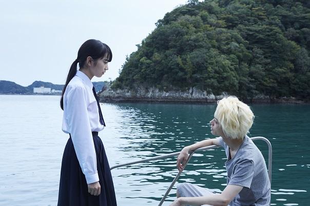 映画『溺れるナイフ』 <br />11月5日(土)TOHOシネマズ渋谷ほか全国ロードショー