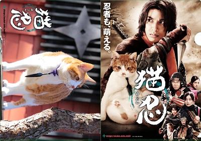 『猫忍』<br />5月20日(土)より角川シネマ新宿ほか全国ロードショー