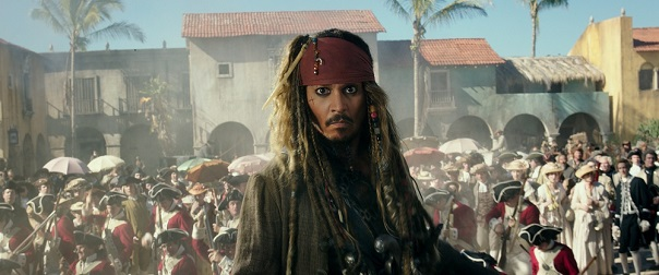 『パイレーツ・オブ・カリビアン/最後の海賊』<br />7月1日(土)全国ロードショー