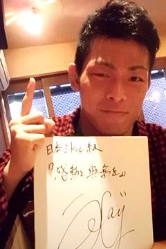 【安廣一哉のカクトーク】 氏家福太郎 独占インタビュー!