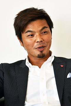【1998年ワールドカップに出場したストライカー】城彰二インタビュー