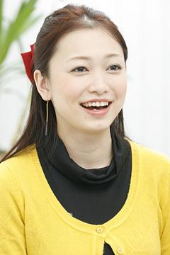 クリスマス独占インタビュー 西田あい