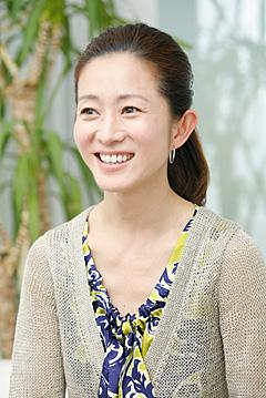 山内乃理子独占インタビュー