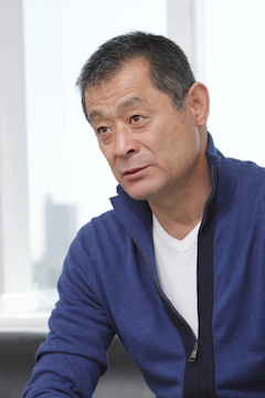 石毛宏典 独占インタビュー