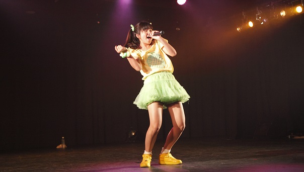 【DiamondLive】BABY FACE 井出彩楓 ライブインタビュー