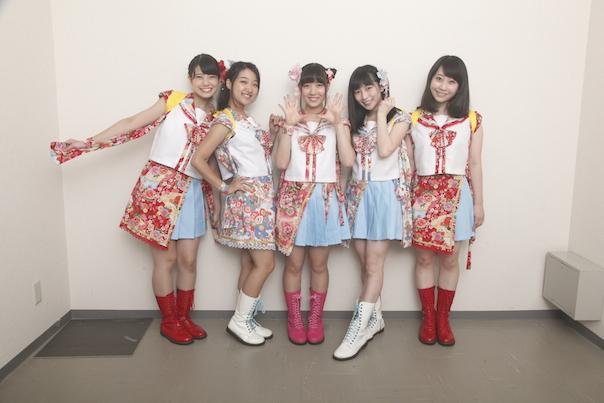 【DiamondLive】Tokyo Cheer2 Party ライブインタビュー