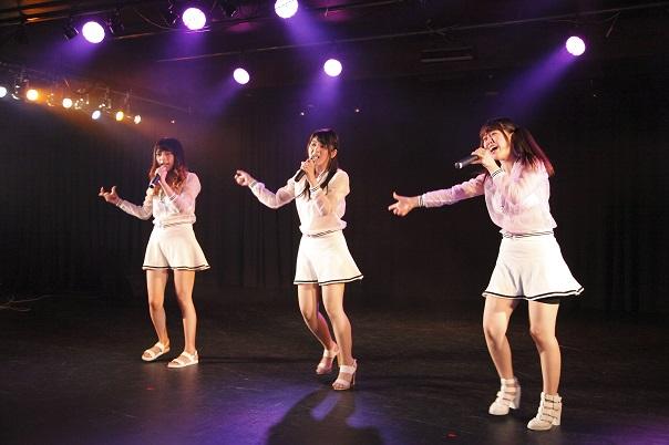 【DiamondLive】mARRon ライブインタビュー