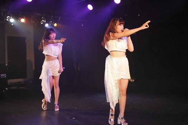 【DiamondLive】WHY@DOLL ライブインタビュー