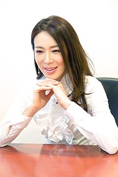 岩本和子独占インタビュー