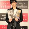 植原卓也が、渋谷のHMV&BOOKS SHIBUYAにて7年ぶりとなるフォトブック発売イベント開催!
