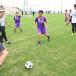 EXILE ÜSA、小学生のフットサル大会「EXILE CUP」の決勝大会が開催!エキシビジョンマッチではDream Ayaが見事な逆転ゴール!
