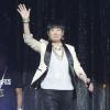 和田アキ子が「WADA fes」(和田フェス)直前のリハーサルに登場!『古い日記』を颯爽と歌い上げる!
