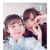 元NMB48・市川美織、SKE48・高柳明音と8周年を迎えたNMB48を祝福!「2ショット待ってた!」「久々に帰ってきませんか」のコメントも!
