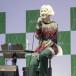 木村カエラ、Mini Album「¿WHO?」の発売&絵本「ねむとココロ」の展示を記念して、10mに及ぶ巨大壁画に挑戦! スペシャルトーク&ライブも開催!