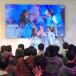 9nine、台湾のレギュラーテレビ番組ロケに観覧殺到で大混乱!