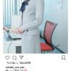AAA・宇野実彩子がスーツ姿の大人セクシーショット公開!「絶対仕事どころじゃなくなる!!」と歓喜の声も