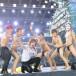 ゴールデンボンバーが「a-nation 2019」大阪公演に登場!たこ焼きを食べる演出など奇想天外なライブステージに会場爆上げ!<a-nation 2019>