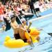 BOYS AND MEN、裸と裸のぶつかり合い!題して「ドキッ! 下剋上 男だらけの水泳大会」