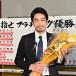 大谷亮平、「ノーサイド・ゲーム」最終回を迎え廣瀬俊朗との2ショット公開!