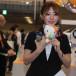 【写真特集】神尾美月、安藤まいら美人コンパニオンがクールな衣装で登場!CEATEC 2019 タイコエレクトロニクスジャパンを盛り上げる!