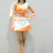 【動画】MFGエンジェルズ・林ゆめが可愛すぎるヘソ出しファションで東京オートサロン2020を語る!