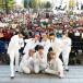 8人組ボーイズグループ「ATEEZ(エイティーズ)」が日本デビュー!東京・お台場のダイバーシティーにてリリース記念イベントを開催!