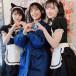 女優 若月佑美が地下アイドル役で絶対領域が眩しい猫耳メイド姿に!