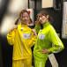 朝日奈央、夏菜とかわいすぎる「ツインテール姉妹」ショット公開「ホントの姉妹みたい」「いっぷくの 清涼剤!