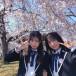 "SKE48 荒井優希と惣田紗莉渚の""ドラ1""コンビが愛知の桜並木の景色をお届け!"
