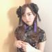 HKT48 森保まどか、黒チャイナドレス姿に「なんて可愛いの」「優勝です!!」と歓喜の声