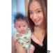鈴木亜美が自身の赤ちゃんの頃の写真を公開!今年2月に産まれた次男とそっくりすぎると話題に