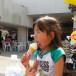 HKT48 松岡はな、アイスを食べながらの変顔にツッコミ!「スゴい写真」「もはや国宝級だね」