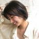 岡崎紗絵、人生初ショート披露。ファンから「可愛い」の声殺到!