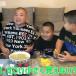 下町ゴリラ兄弟が内山信二と一緒にあんみつを食べる動画を公開!