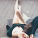 乃木坂46 梅澤美波、初めて挑んだ黒ランジェリーカット先行公開!「黒は自分らしい色」