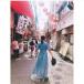 内田理央、「#がんばれ横浜中華街」と大好きな中華街を応援