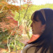 HKT48 田島芽瑠、紅葉に映える白ワンピース姿に歓喜の声!「可愛いの最上級」