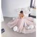 板野友美、幸せオーラ全開のウェディングドレス姿に「旦那さん羨ましいわー」「ともちんめっちゃ可愛い〜」と反響!